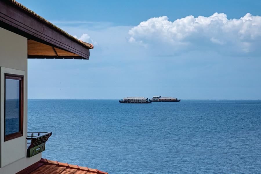 alt-text Niraamaya Retreats Backwaters and Beyond, Resort in Kumarakom 12