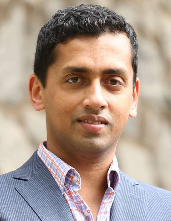 Arun K Chittilappilly Managing Director of Wonderla Amusement Parks & Resort