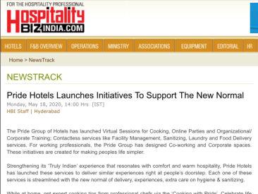Hospitality Biz 18.5.2020