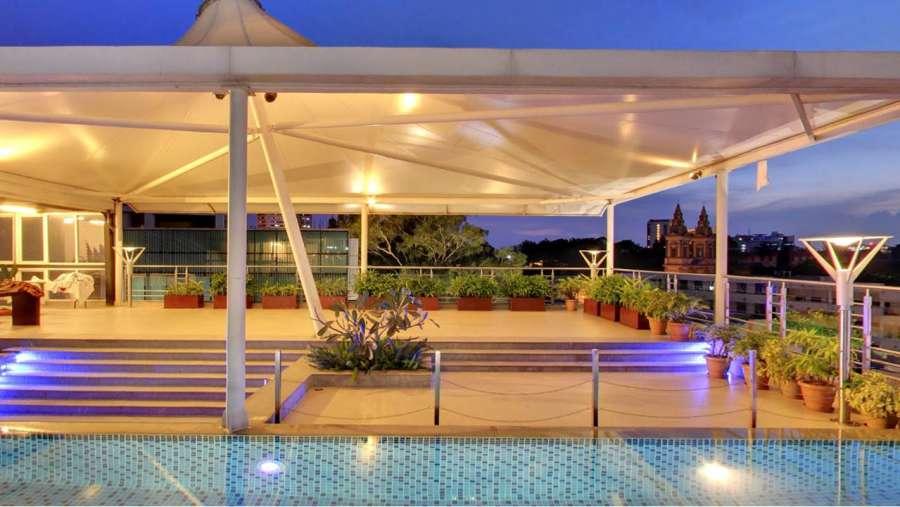 Gallery bangalore hotel iris hotel bangalore for Terrace restaurants in bangalore