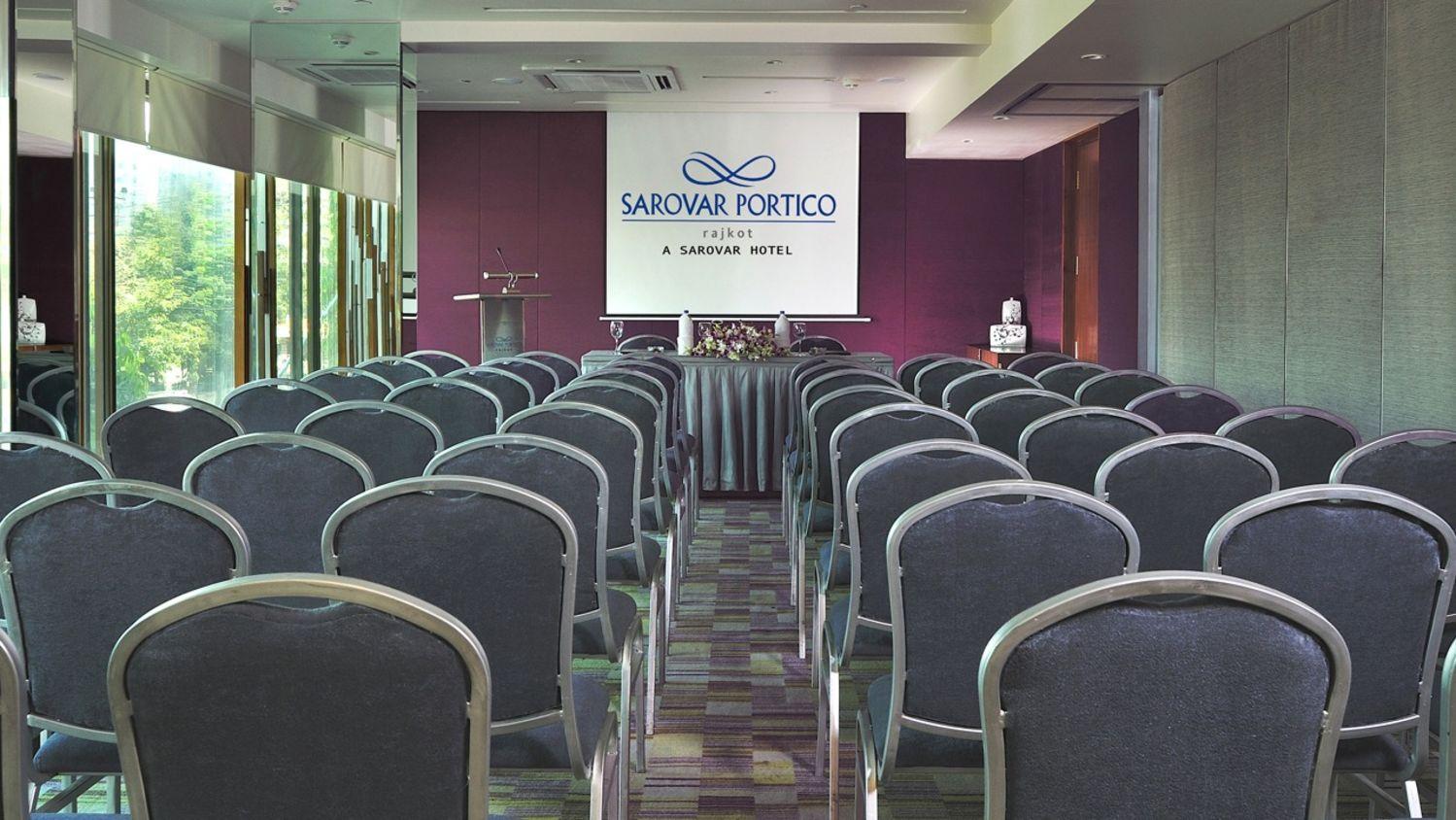 Banquet Halls in Rajkot, Marasa Sarovar Portico, Rajkot Airport Hotel