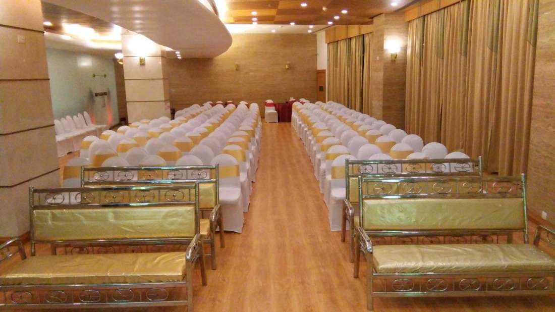 The Orchid - Five Star Ecotel Hotel Mumbai Weddings at Orchid Prive Venue Mumbai 12