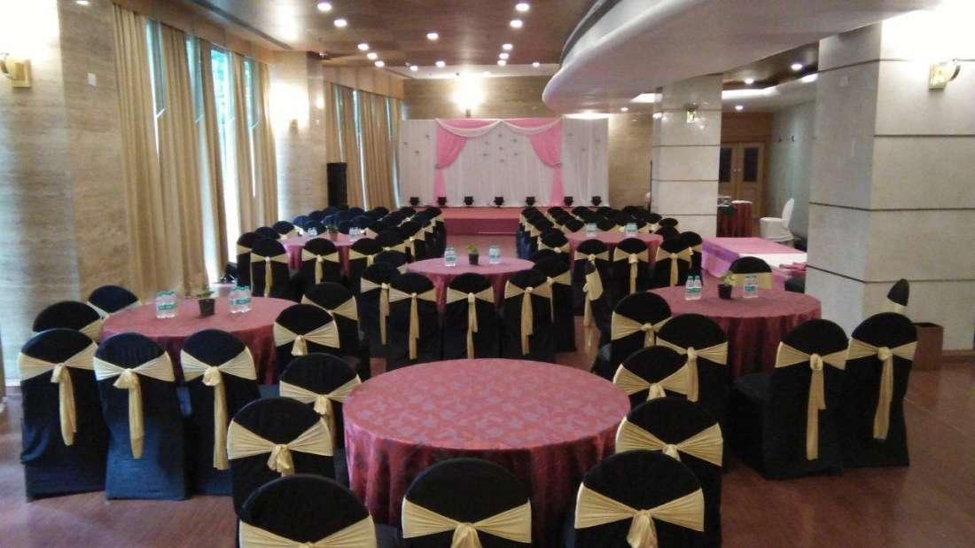 The Orchid - Five Star Ecotel Hotel Mumbai Weddings at Orchid Prive Venue Mumbai 7