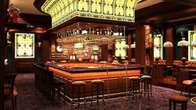Geoffrey s - The Pub Singhania Sarovar Portico Raipur.jpg