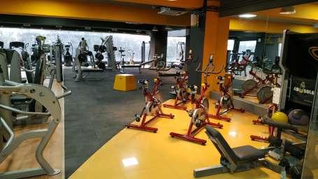 Gym at Royal Serenity 3 1