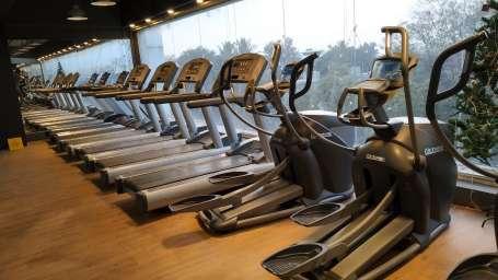 Gym at Royal Serenity 3 2