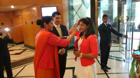 The Orchid - Five Star Ecotel Hotel Mumbai IMG-20160906-WA0002