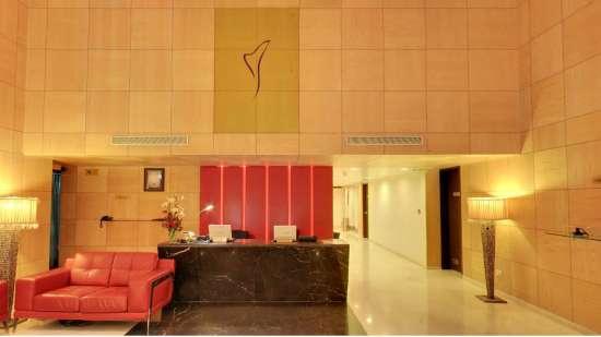 Iris Hotel, MG Road, Bangalore Bangalore Lobby
