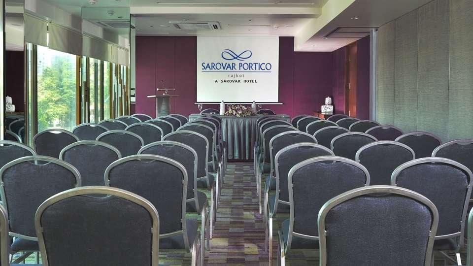 Banquet Conference Sarovar Portico Rajkot 1
