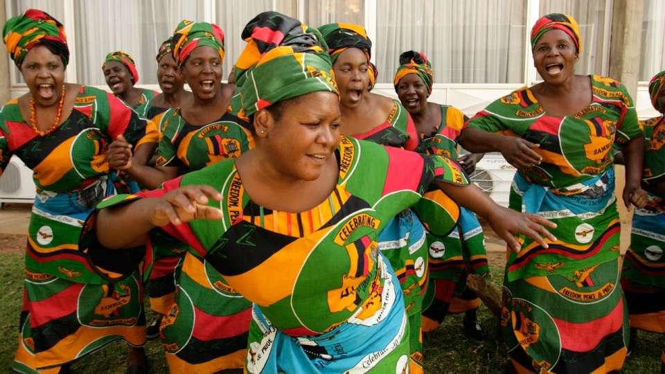 Lusaka Culture