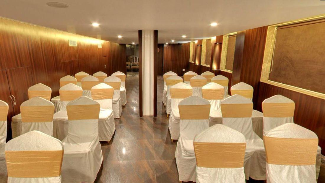 Iris Hotel Bangalore Concorde Conference Hall at Iris Hotel on Brigade Road Bangalore