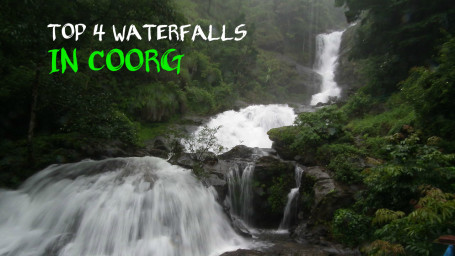 Water Falls in Coorg, Amanvana Resort Spa, Places To Visit In Coorg 2