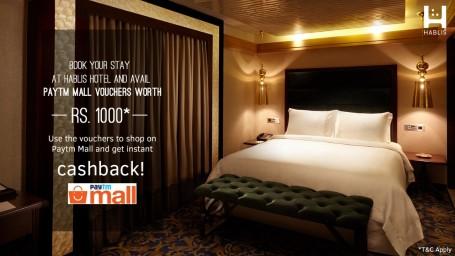 Paytm Mall Voucher Offer, Hablis Hotel, Best Hotel Deals in Chennai 1