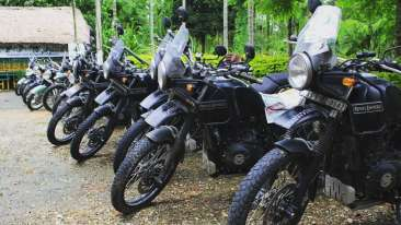 Biker Group at Infinity Rseorts Kaziranga, Resort facilities in Kaziranga
