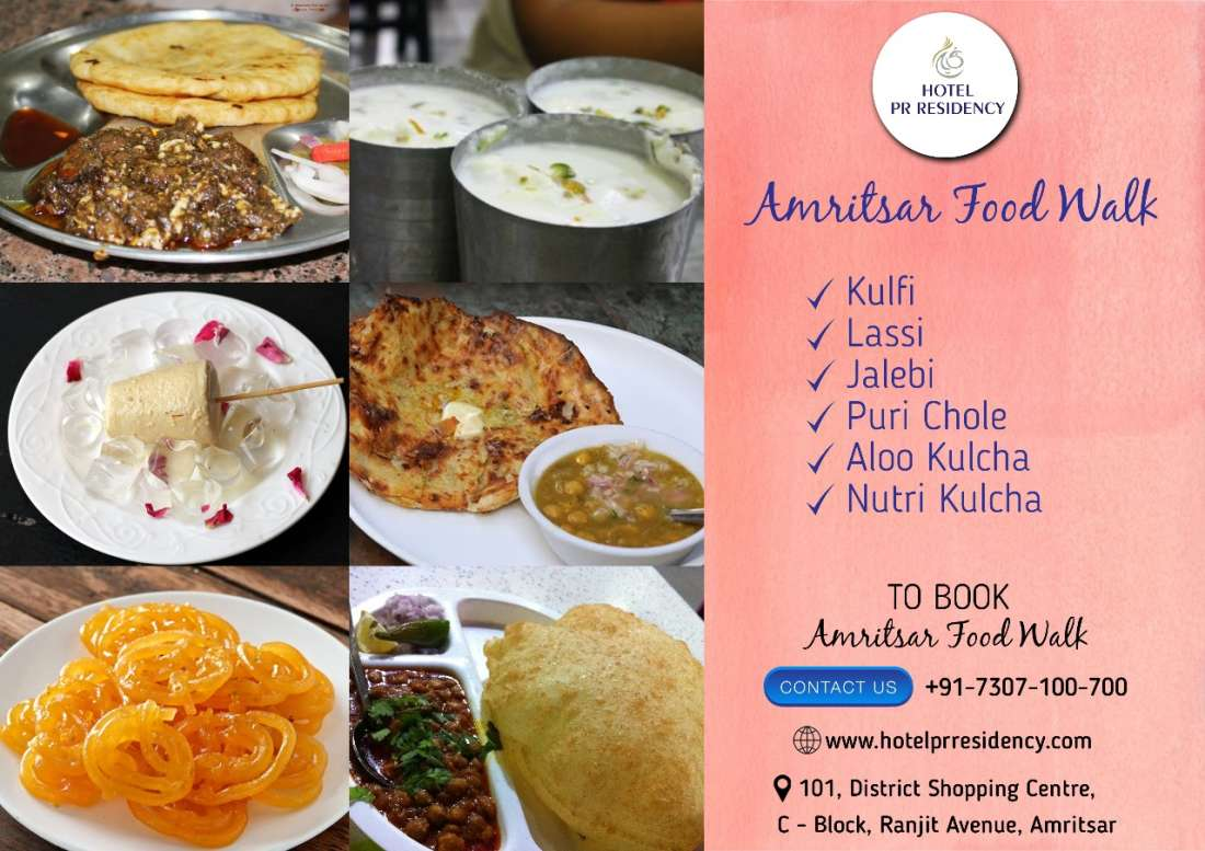 Amritsar Food Walk