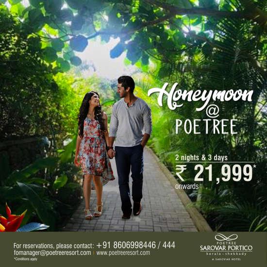Honeymoon Oct 2019