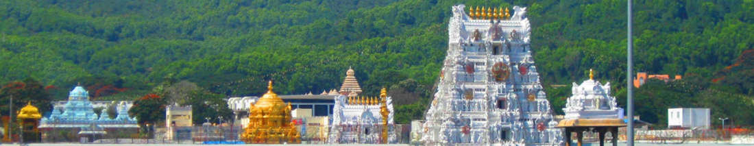 Temple Banner Hotel Bliss in Tirupati