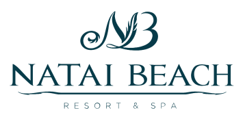 Logo for Natai Beach Resort and Spa in Phang Nga sackqe