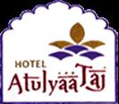 Hotel Atulyaa Taj, Agra Agra Logo Hotel Atulyaa Taj Agra