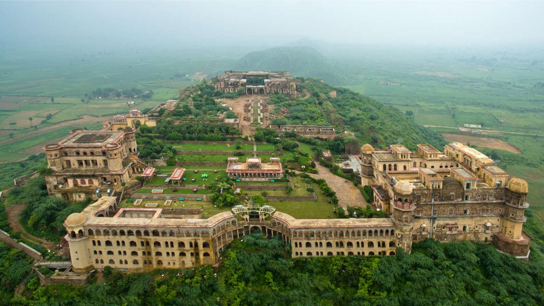 Image result for Neemrana Fort Palace, Alwar