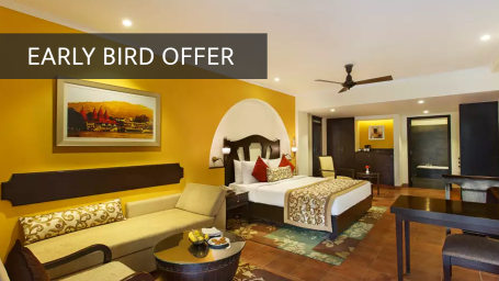 Aloha On the Ganges Rishikesh Early Bird Offer at Aloha on the Ganges Rishikesh Resort v8ecfe 1