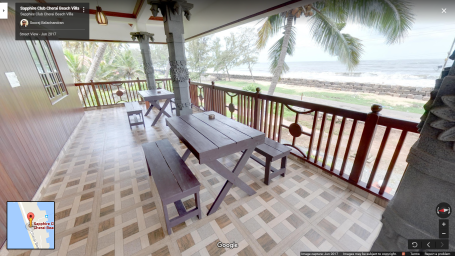 Sapphire Club Cherai Beach Villa Kochi VT