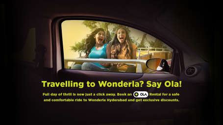 Wonderla Amusement Parks & Resort  Ola2