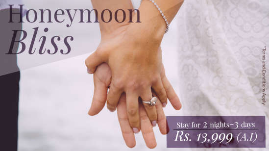 Honeymoon-Bliss at Ambassador Ajanta Aurangabad