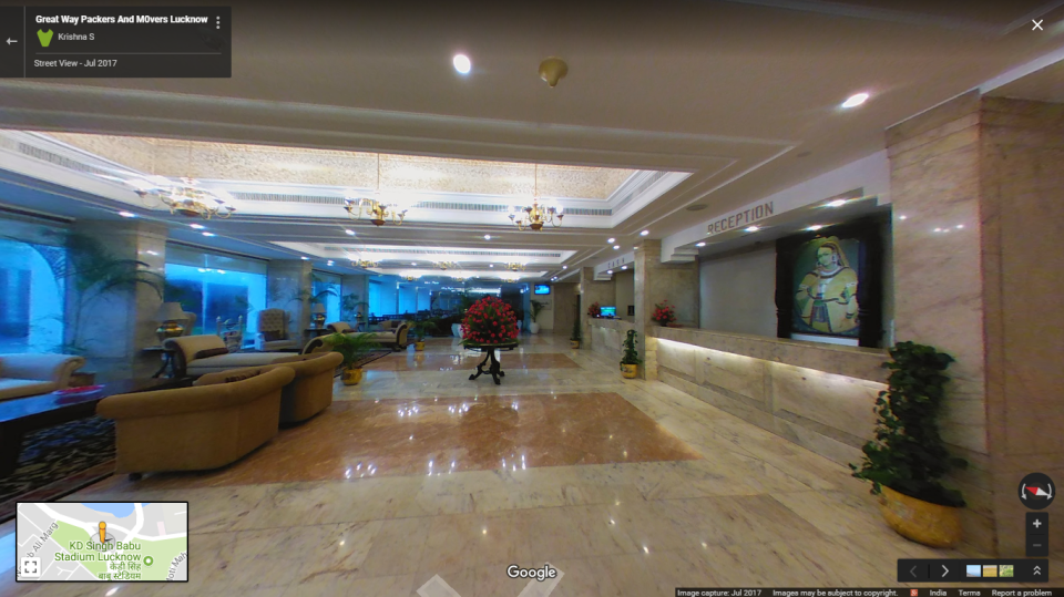 Virtual Tour Clarks Avadh, hotel near gomti river in Lucknow, Luknow Hotel