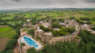 Neemrana Hotels  Hill Fort-Kesroli Neemrana Hotels Hotels in Rajasthan
