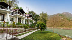 Neemrana Hotels  The Glasshouse on the Ganges Neemrana Hotels Hotels in India