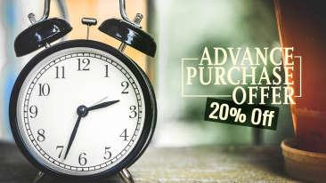 Advance Purchase Offer at The Ambassador Mumbai - Churchgate Hotel Deals