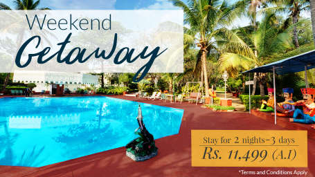 Weekend-Getaway at Ambassador Ajanta Aurangabad