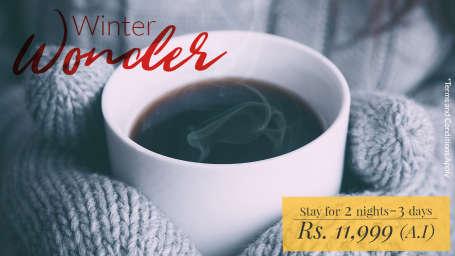 Winter-Wonder at Ambassador Ajanta Aurangabad