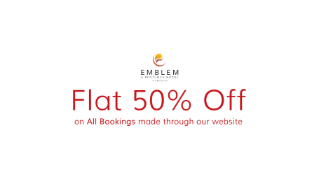 Emblem Hotel, Sector 14, Gurgaon Gurgaon Emblem Gurgaon Hotel Offer Flat 50 Off