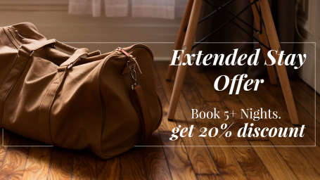 Extended-Stay  Offer at The Ambassador Mumbai - Marine Drive Hotel Deals