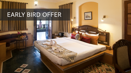 The Haveli Hari Ganga Hotel, Haridwar Haridwar Early Bird offer at haveli hari ganga haridwar hotel