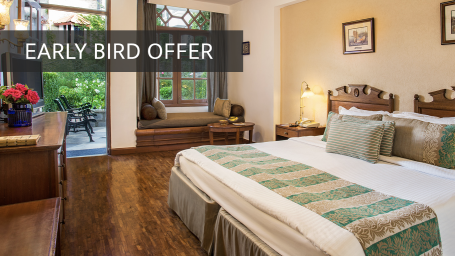 The Naini Retreat, Nainital Nainital Early Bird Offer at The Naini Retreat Resort in Nainital