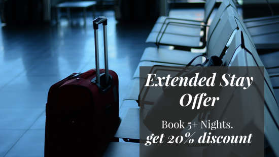 20 percent discount on Extented stay at Ambassador Ajanta, Amazing offer in Aurangabad
