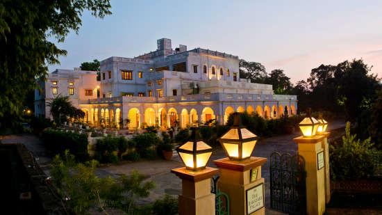 Neemrana Hotels  The Baradari Palace Neemrana Hotels Hotels in India