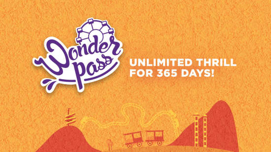 Wonderla Amusement Parks & Resort  for banner