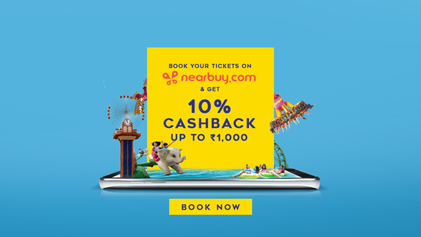 Nearbuy 10 offer at Wonderla Amusement Parks Resort