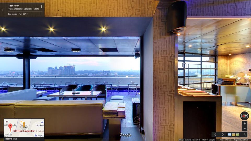 Hotel Ivory Tower, Bangalore Bengaluru virtual tour 13th floor hotel ivory tower