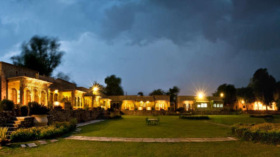 Neemrana Hotels  Deo Bagh Neemrana Hotels Hotels in India