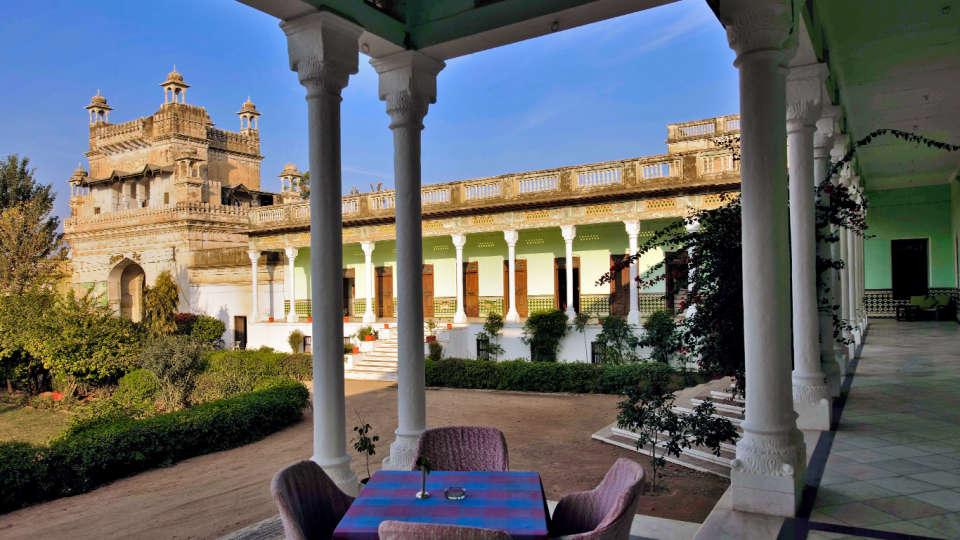 Neemrana Hotels  The Piramal Haveli Neemrana Hotels Hotels in India