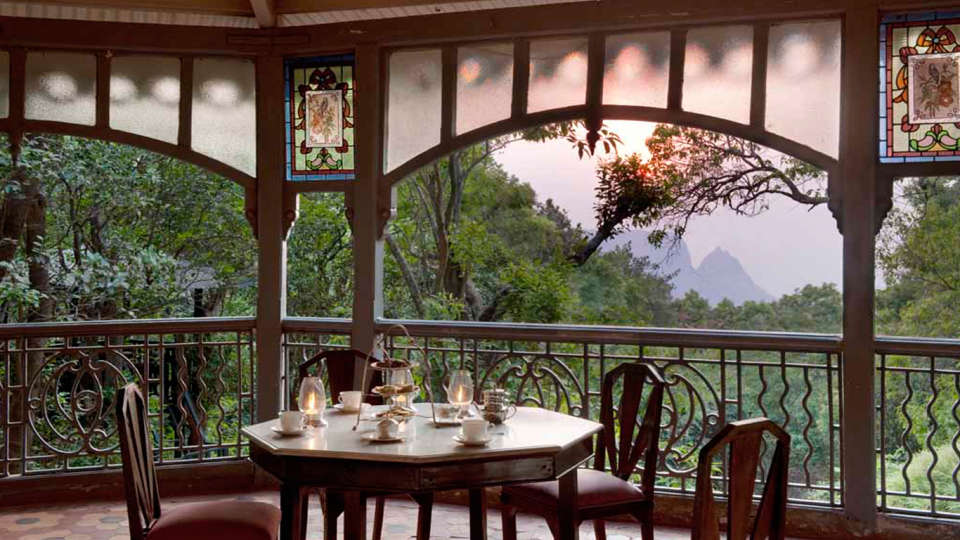 Neemrana Hotels  The Verandah in the Forest Neemrana Hotels Hotels in India