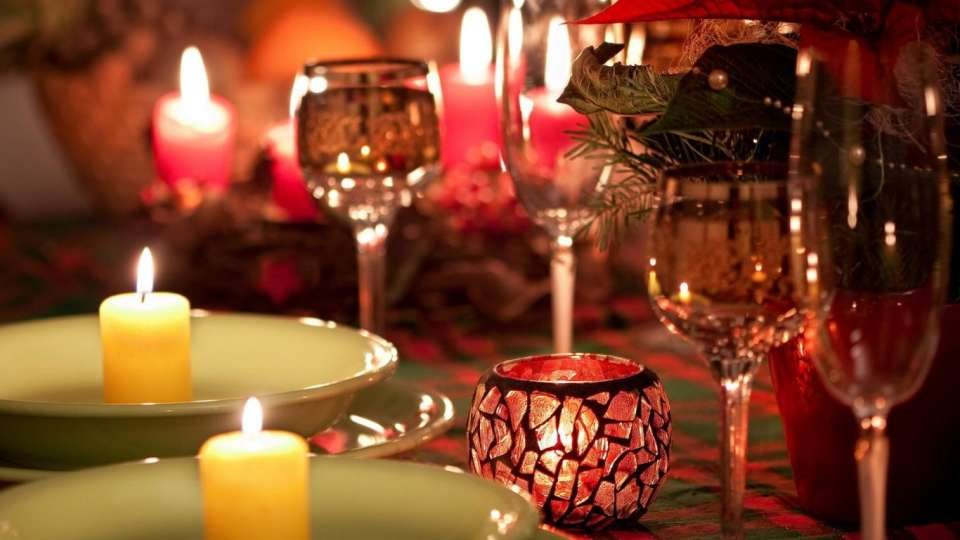 Image result for candle light dinner