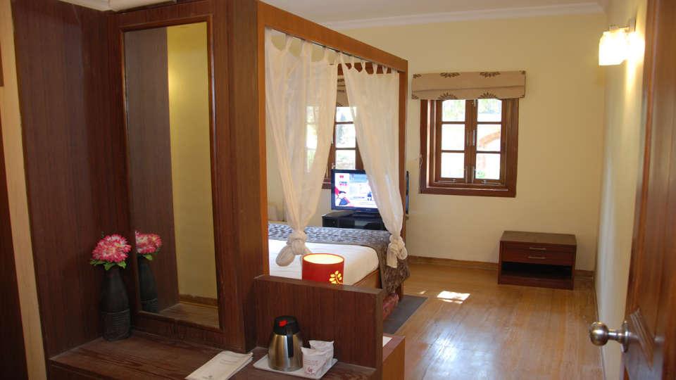 The Bungalows Light House, Goa Goa Room 1