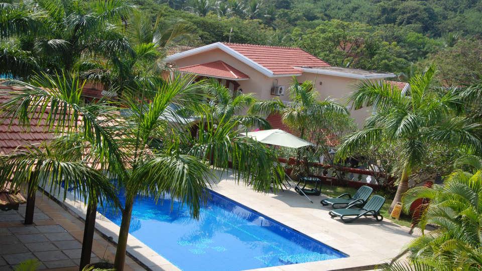 The Bungalows Light House, Goa Goa Villa -Overview