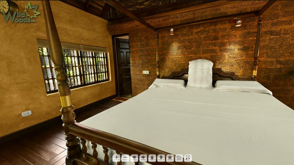 Wild Woods Spa & Resort Udupi virtual tour wild woods spa and resort